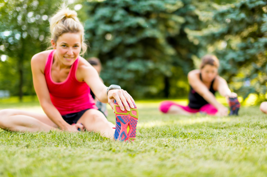 Outdoor workout program for women | Bodyweight exercises