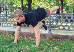 Reverse Climber exercise