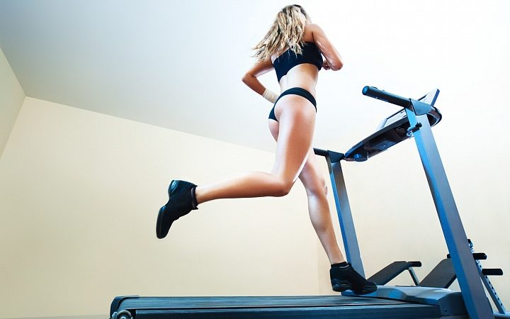 How to run and use the treadmill